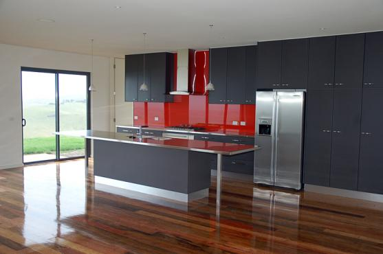 Kitchen Cabinet Design Ideas by Milne Builders and Plumbers