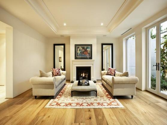 Timber Flooring Ideas by Milne Builders and Plumbers