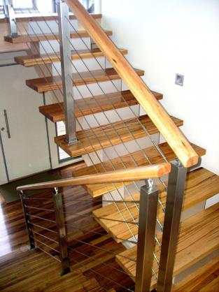 Stair Designs by Riviera Joinery