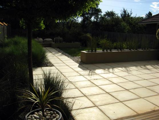 Paving Ideas by Provincial Plants and Landscapes