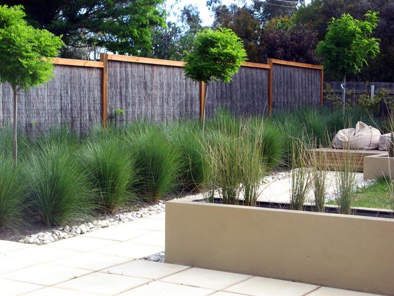 Coastal garden designs gardens examples of our work for Australian garden designs pictures