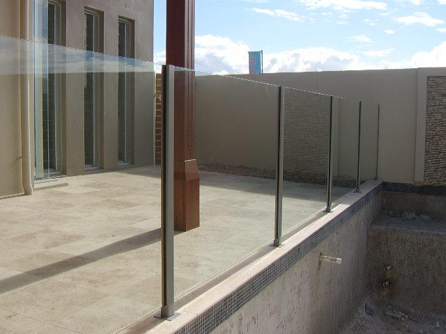 Balustrade Designs by Tewantin Glass