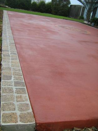 Concrete Resurfacing Ideas by Landcon. Landscape and Concrete Construction