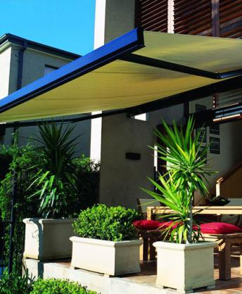 Awning Design Ideas by Luxaflex Window Fashions