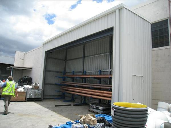 Industrial Sheds and Garages
