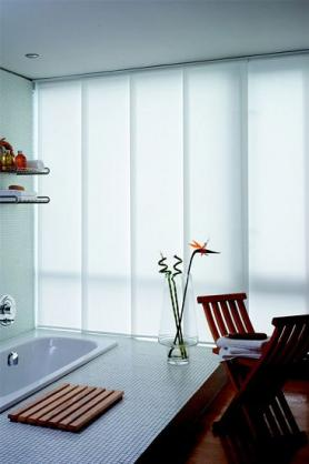 Vertical Blind Designs by STYLECRAFT BLINDS + AWNINGS