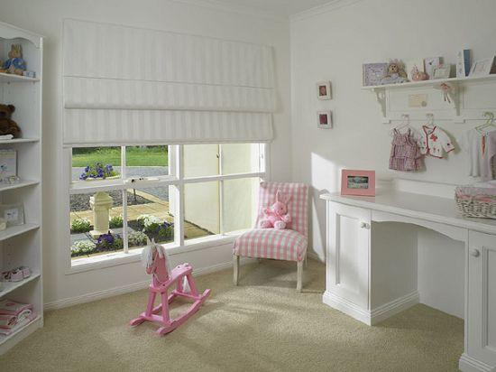 Baby Nursery Ideas by STYLECRAFT BLINDS + AWNINGS