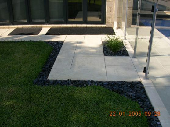 Paving Ideas by Blooming Best