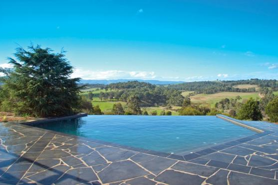 Infinity Pool Design Ideas by Luxury Stone Imports