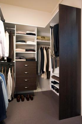 Wardrobe Design Ideas by Spaceworks