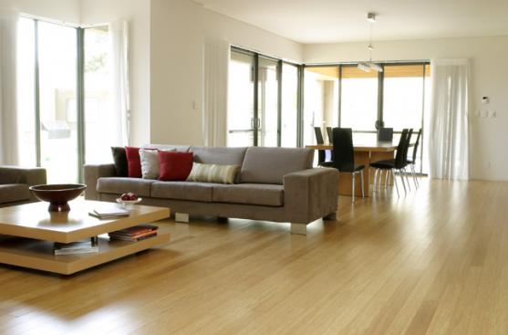 Bamboo Flooring Ideas by East Projects
