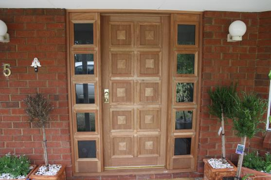 Front Door Designs by Goodman Doors Malaga