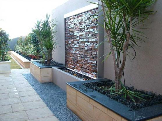 Feature Wall Ideas by Landscape Inspirations (S.A.) Pty Ltd