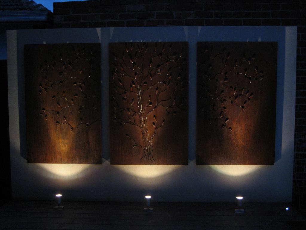 Outdoor Home Wall Decor