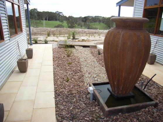 Water Feature Ideas by ROCKS & Wetlands Habitat Construction TM