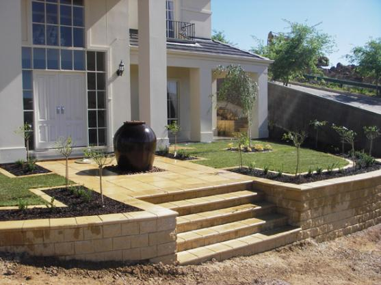 Get inspired by photos of gardens from australian for Adelaide landscaping companies