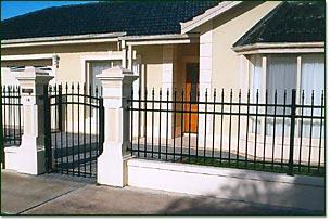 Tubular Steel Fencing