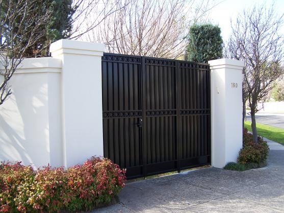 Pictures of Gates by G&B Amos