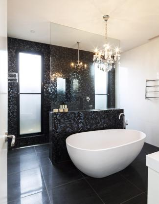 Bathroom Tile Design Ideas by Mark Macinnis Architect