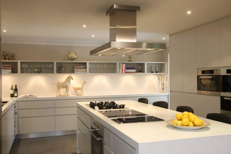 Custom kitchen designs by cafe kitchens north sydney for Kitchen ideas limited
