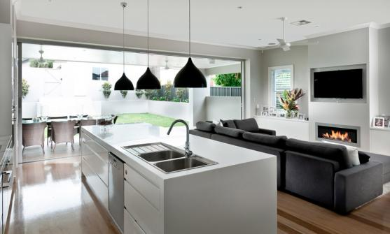 Kitchen island design ideas get inspired by photos of for Kitchen ideas adelaide