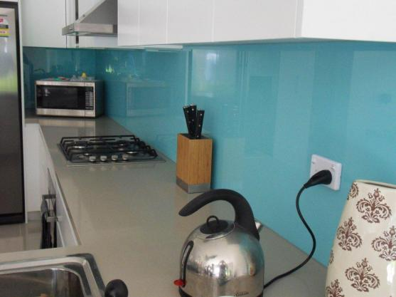 Kitchen Splashback Ideas by All About Glass and Glazing