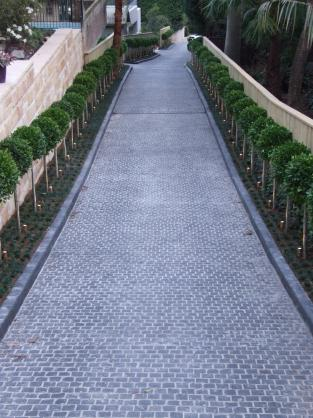 Paving Ideas by Flair Landscape Design & Construction