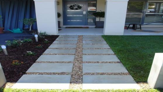 Paving design ideas get inspired by photos of paving for Garage flooring adelaide