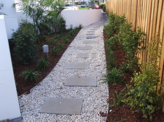 Garden Path Design Ideas by Flair Landscape Design & Construction