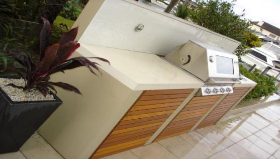 Outdoor Kitchen Ideas by Flair Landscape Design & Construction
