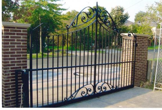 Wrought Iron Gates by Eastern Suburbs Wrought Iron