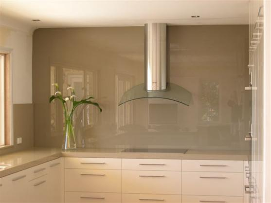Rangehood Ideas by Freelance Glass