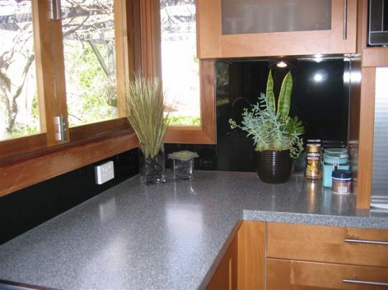Kitchen Benchtop Ideas by Freelance Glass