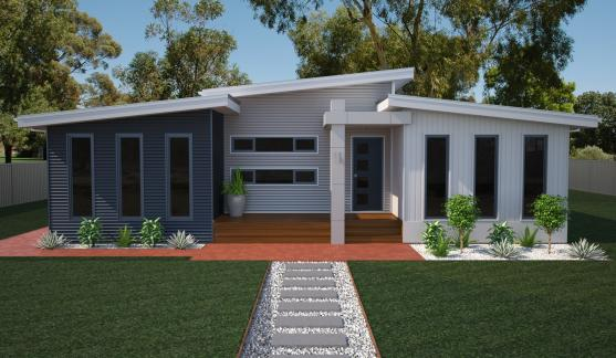 House Exterior Design by Anchor Homes