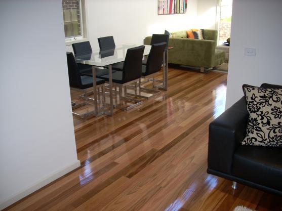 Timber Flooring Ideas by True  Blue  Homes