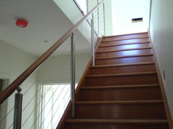 Stair Designs by Absolute Stainless & Aluminium