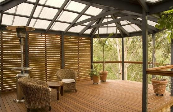 Decking Ideas by Softwoods