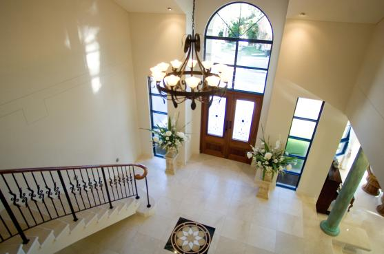 Entrance Designs by PIRRELLO DESIGN ASSOCIATES