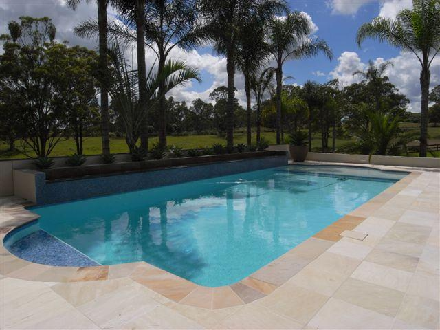 Pools inspiration design pools australia for Pool design ideas australia