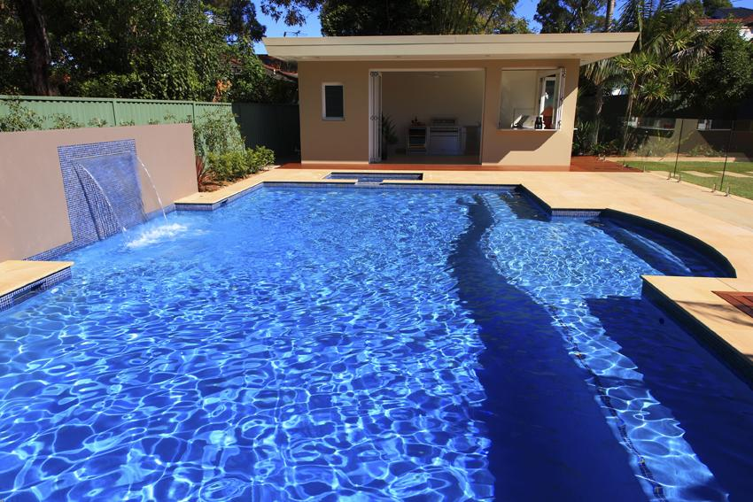 Pools inspiration design pools australia for Inspiration pool cleaner