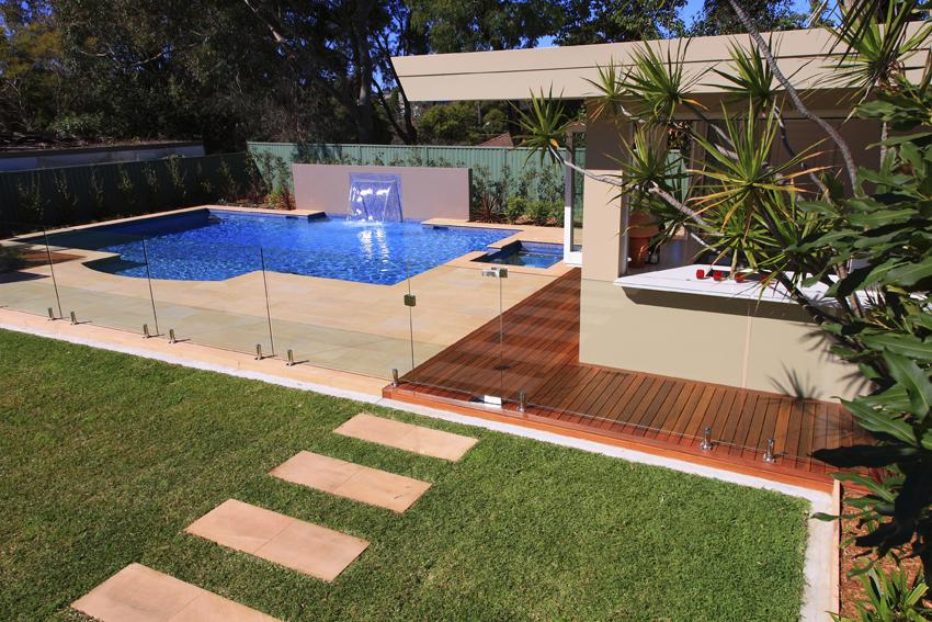 Pools inspiration design pools australia for Pool design inspiration