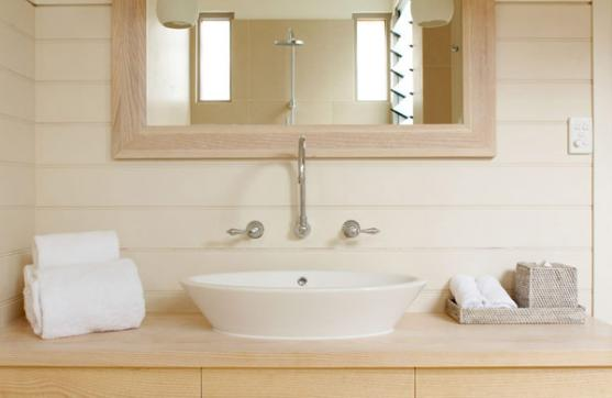 Bathroom Basin Ideas by Dominique Tiller Interiors