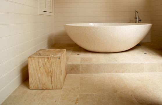 Freestanding Bath Design Ideas by Dominique Tiller Interiors