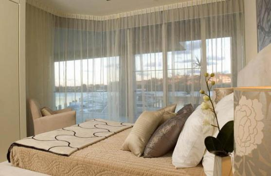 Curtain Ideas by Dominique Tiller Interiors