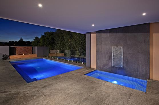 Plunge Pool Designs by Cantwell Pools & Tennis Courts