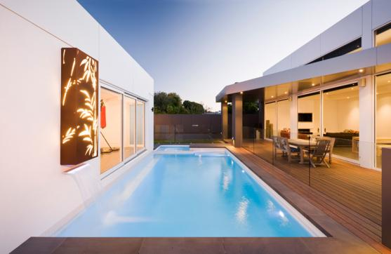 Swimming Pool Designs by Cantwell Pools & Tennis Courts