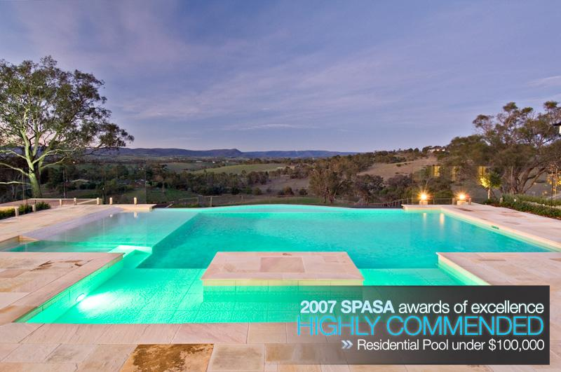 Infinity Pools Inspiration Cantwell Pools Tennis
