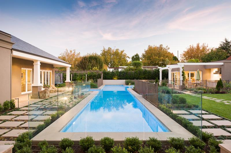 Lap Pools Inspiration Cantwell Pools Tennis Courts