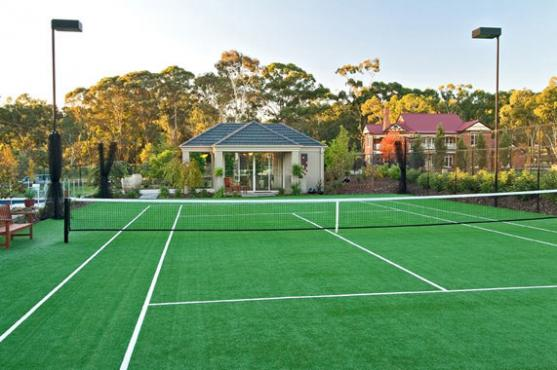 Tennis Court Ideas by Cantwell Pools & Tennis Courts