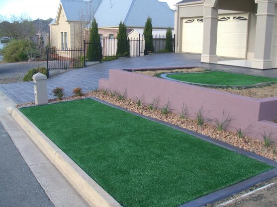 Artificial Grass Ideas by Akers of Lawn